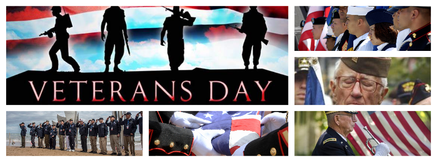 HONORING OUR VETERANS SHOULD BE EVERYDAY