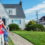 Happy family in Grays Harbor